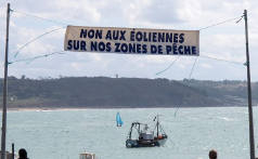 Eoliennes en mer