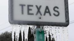 Vague froid au Texas